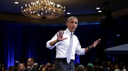 Watch Obama Jam To Eminem's 'Lose Yourself' At The