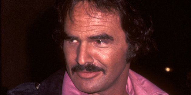Actor Burt Reynolds sighted on April 14, 1977 at Palm Restaurant in Beverly Hills, California. (Photo...