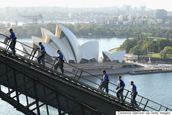MCG Roof Walk Will Be Better Than Sydney Bridge Climb, Says Victorian Sports Minister John