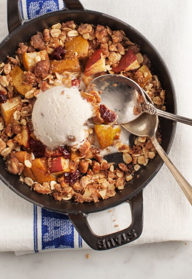 Here Are 7 Easy Crumble Recipes To Tuck