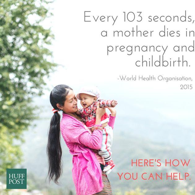 Thankyou Baby Range Aims To Combat Shocking Childbirth