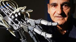 'Cyborg' Who Can Hear Colour Joins Robots In