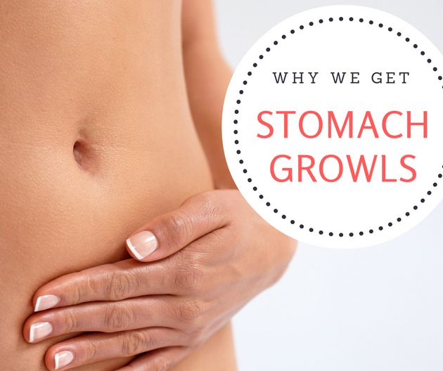 This Is Why We Get Stomach Grumbles When We're Hungry (And