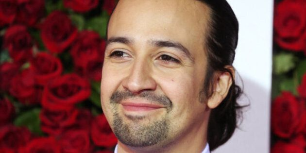 NEW YORK, NY - JUNE 12:  Lin-Manuel Miranda   attends the 70th Annual Tony Awards at the Beacon Theater on June 12, 2016 in New York City.  (Photo by Walter McBride/WireImage)