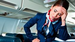 The ONE Thing Flight Attendants Wish You'd Stop