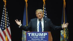 'Racist, Sexist Demagogue' Trump Takes The New Hampshire