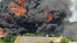7 Dead As Video Shows Horrific Moment Jet Explodes Into A