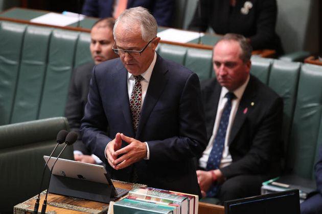 Prime Minister Malcolm Turnbull: