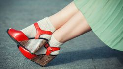 Socks With Sandals: No Longer A Fashion Faux