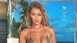 Sports Illustrated Lets The World In On Gigi Hadid's Swimsuit