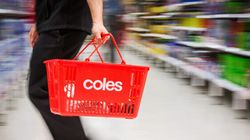 Coles Ditches 'Unexpected Item In Bagging Area' Alert After Customer
