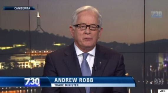 Andrew Robb Says He Is Leaving Politics For New Career In Mental Health Space And Corporate