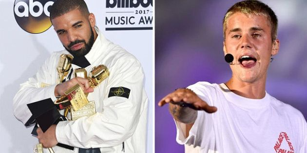 Aussies Can't Get Enough of Drake and Bieber, Spotify Data
