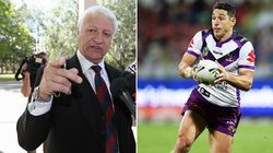 Bob Katter Is Mad About Billy Slater Being Snubbed From