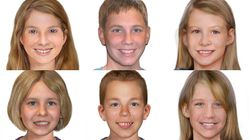 Have You Seen These Missing Children? Here's What They Could Look Like