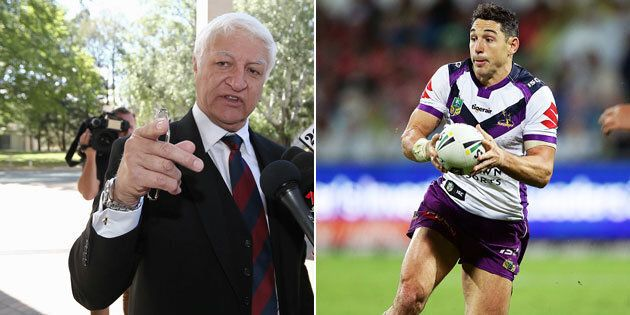Bob Katter Is Mad About Billy Slater Being Snubbed From State Of