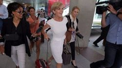 Julie Bishop 'Complained' After Pat Down At Melbourne Airport, Documents
