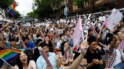 Taiwan Set To Be First Asian Country To Legalise Same-Sex