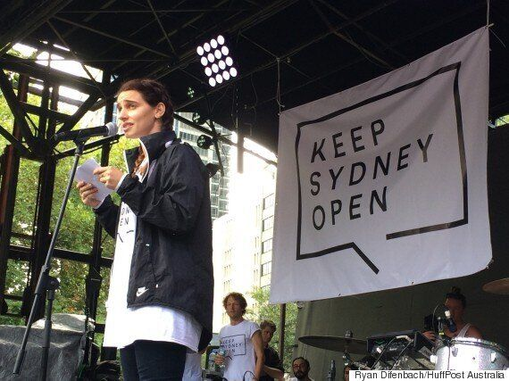Sydney Lockout Laws Protest Attracts Thousands Despite