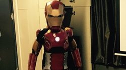 Iron Boy Has Been Called Upon To Save Sydney From Total