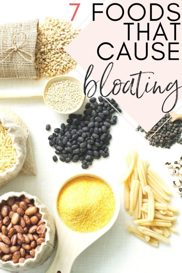 7 Foods That Can Cause Belly Bloat And What Can Help Huffpost Australia Food Drink