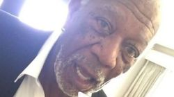 Morgan Freeman's Snapchat Fail Is Hilariously