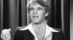 Steve Martin Just Did Stand-Up For The First Time In 35
