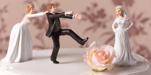 Escaping Bride