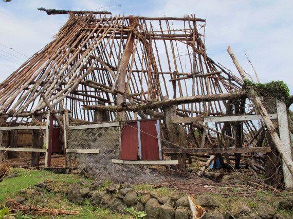 Fiji Devastation: 10 Dead As Cyclone Winston Clean Up