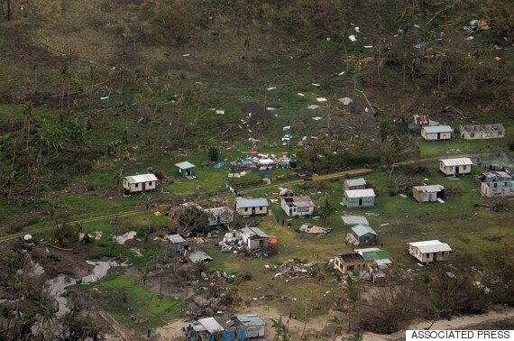 Tropical Cyclone Winston Was One Of The Most Terrifying Experiences I Have Ever Been