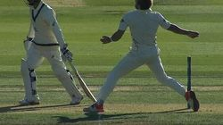 Final Over Umpire Howler Helps Australia Stay On Top Of