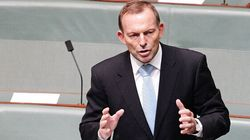 Tony Abbott Made A Joke About Wet Dreams And No One