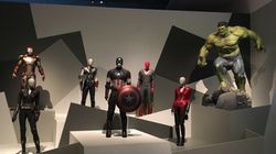 Brisbane Just Opened The Biggest Marvel Art Exhibition Ever