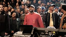 We Watched Kanye's Album Premiere In A Cinema And It Was Weird As