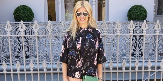 Eva Galambos owns one of Sydney's most prestigious fashion