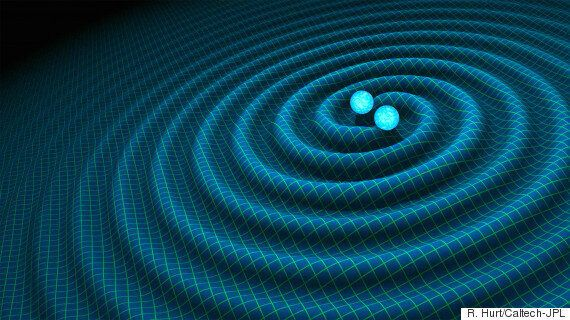 Dr Karl Explains Gravitational Waves, And What Einstein's Got To Do With