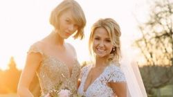 Taylor Swift Was 'The Happiest Maid Of Honor