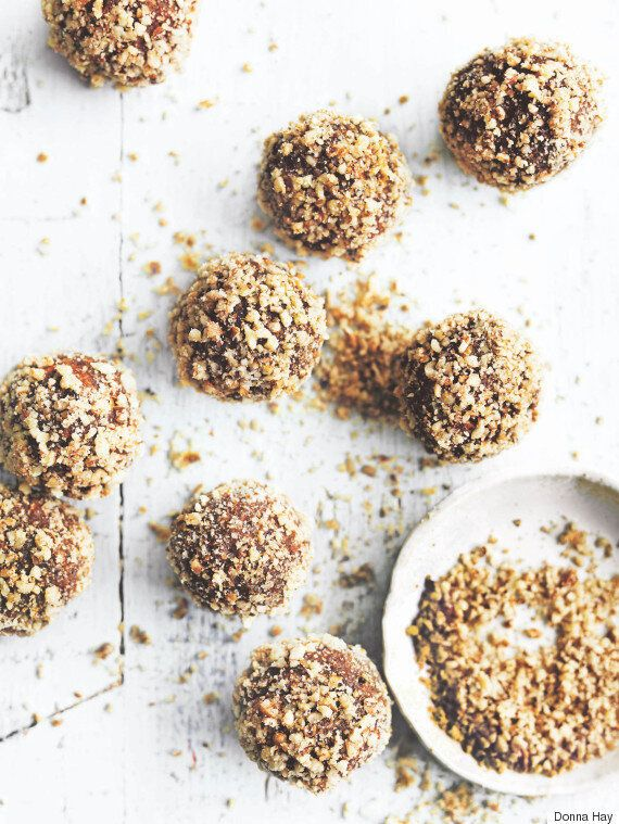 Carrot Cake Bliss Balls Are Easy To Make And Delicious To