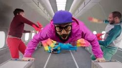 OK Go Shoots 'Upside Down And Inside Out' In Zero Gravity
