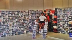 A Chilled Chat With A Basketball Superstar Who Built A Throne Out Of His Personal Sneaker