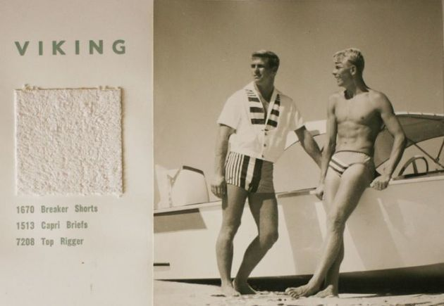 The Speedo Golden Sands Series catalog for the summer of 1960-61, described as