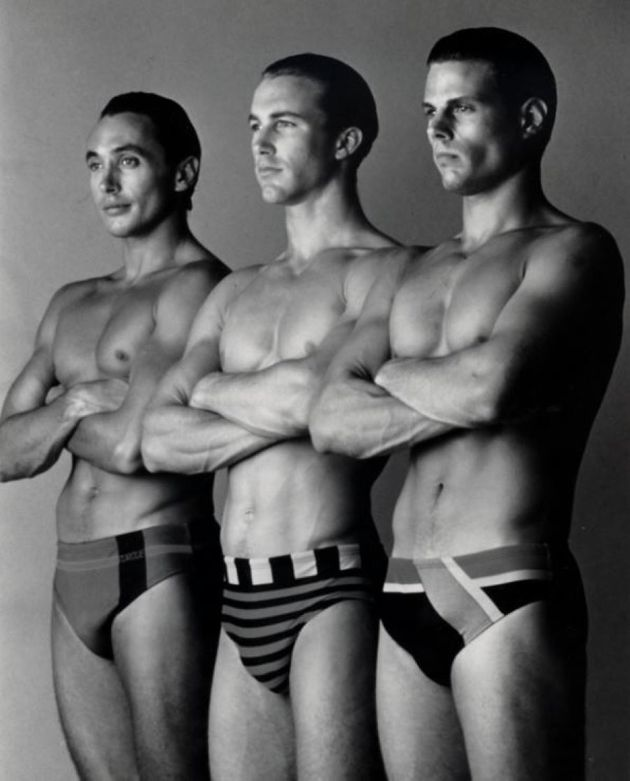 In the 1980s, these swimmers were called 'Hi-Tech