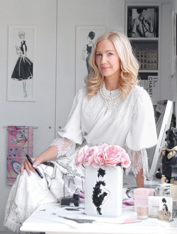 Meet The Aussie Illustrator Working with Louis Vuitton, YSL And
