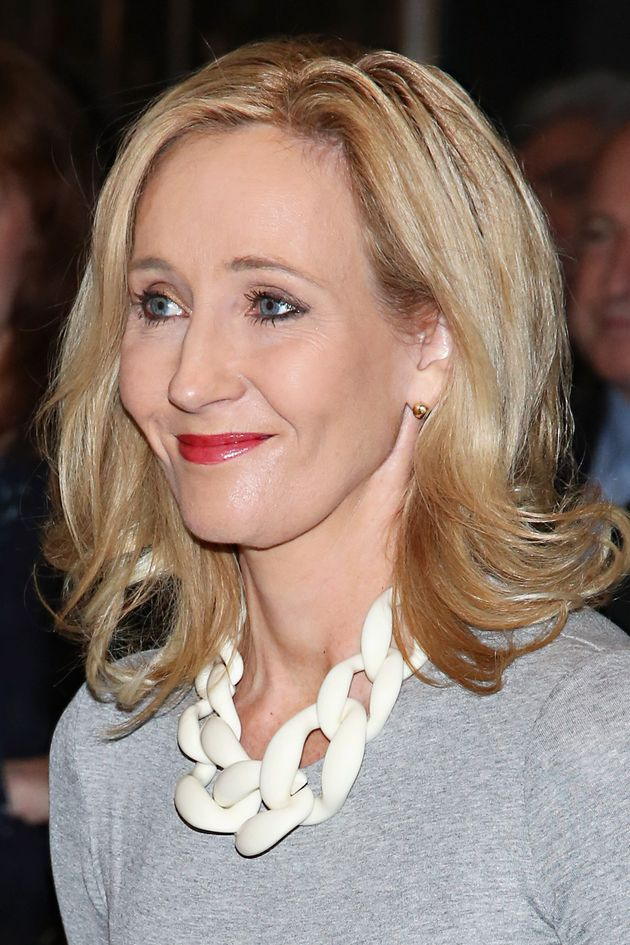 J.K. Rowling Sums Up In One Tweet Why Anxiety Doesn't Define
