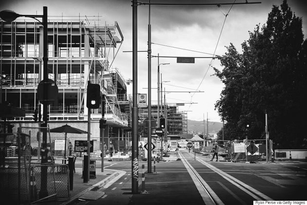 Christchurch Earthquake Five Years On: Cathedral's Future Remains