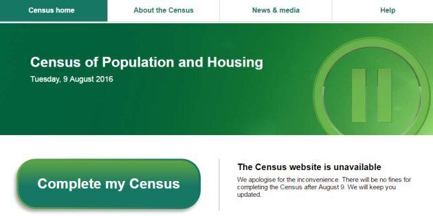 The Census website is