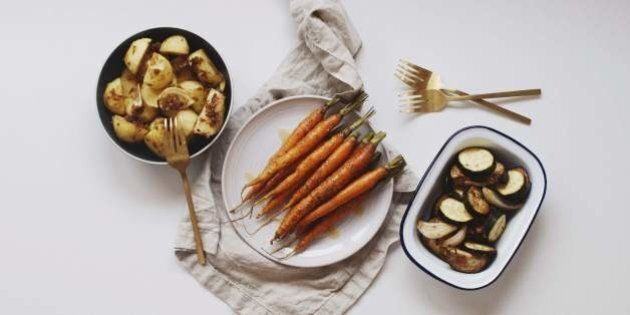 3 Easy Ways To Make Your Roast Veggies Sexy (Goodbye Boring