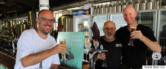 Cheers To The 'Great Barrier Beer', Here To Save The Great Barrier