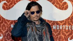 Johnny Depp Knows You Think He Looks Like A 'Hobo,' But He's Rolling With