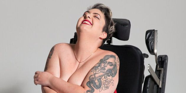 A new campaign is highlighting the beauty in body love.